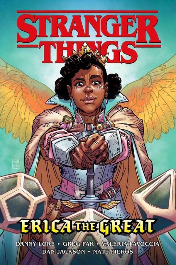 Stranger Things Original Graphic Novel