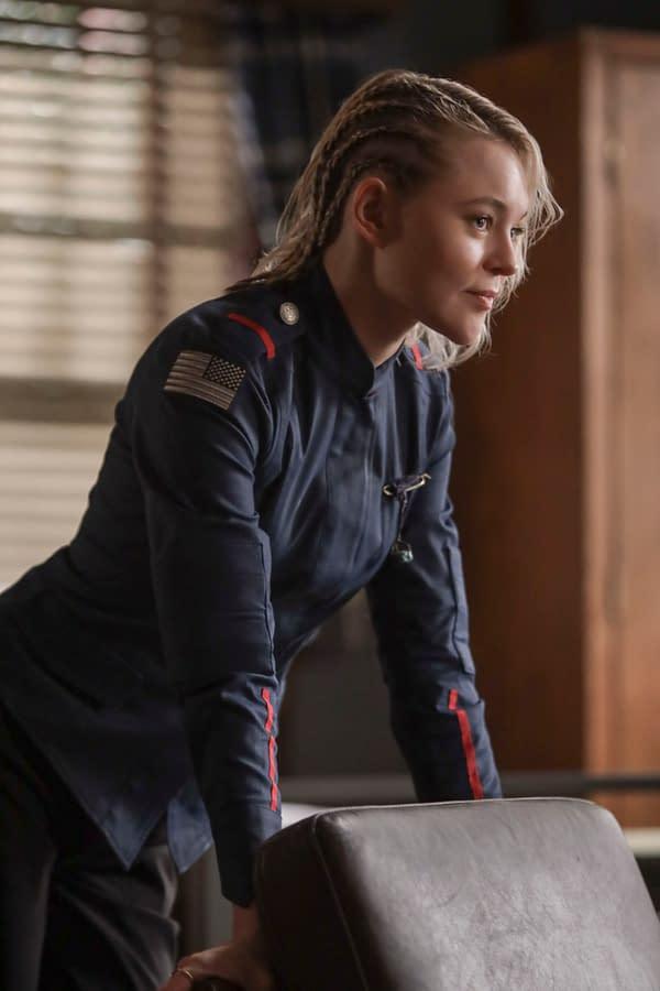 Motherland: Fort Salem Season 2 E03 Preview: The Top Brass Test Raelle