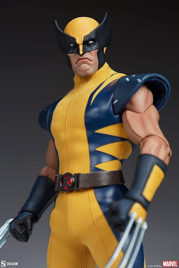 Astonishing X-Men Wolverine Slashes His Way To Sideshow