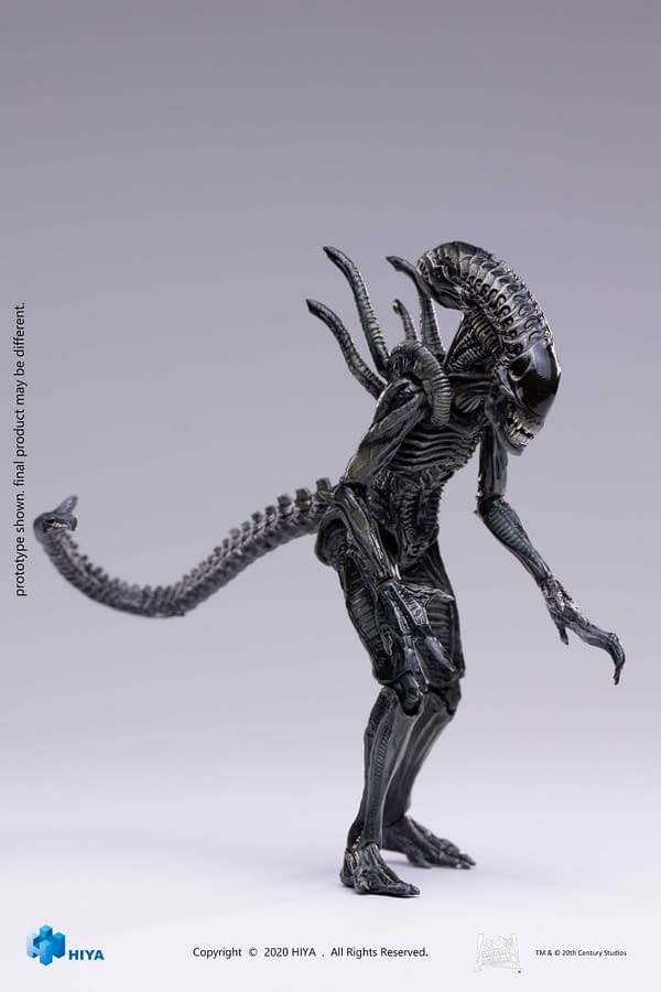Hiya Toys Reveals New Alien and Predator 1/18 Scale Figures