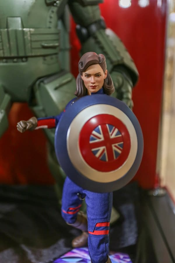 Captain Carter and Hydra Stomper Coming Soon to Hot Toys