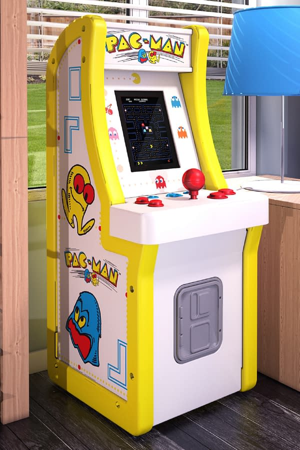 Arcade1Up Expands Their Lineup With Junior Cabinet Designs