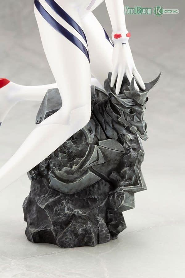 Celebrate Evangelion Newest Film With Kotobukiya's New Asuka Statue