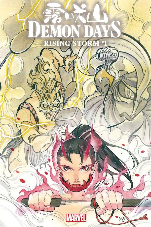 Peach Momoko's Demon Days: Rising Storm!