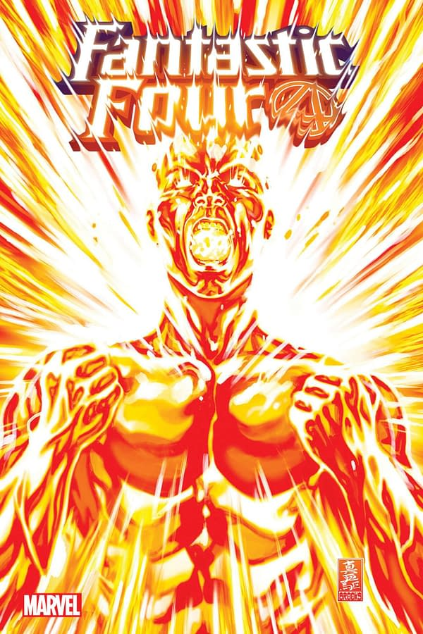 Cover image for FANTASTIC FOUR #36
