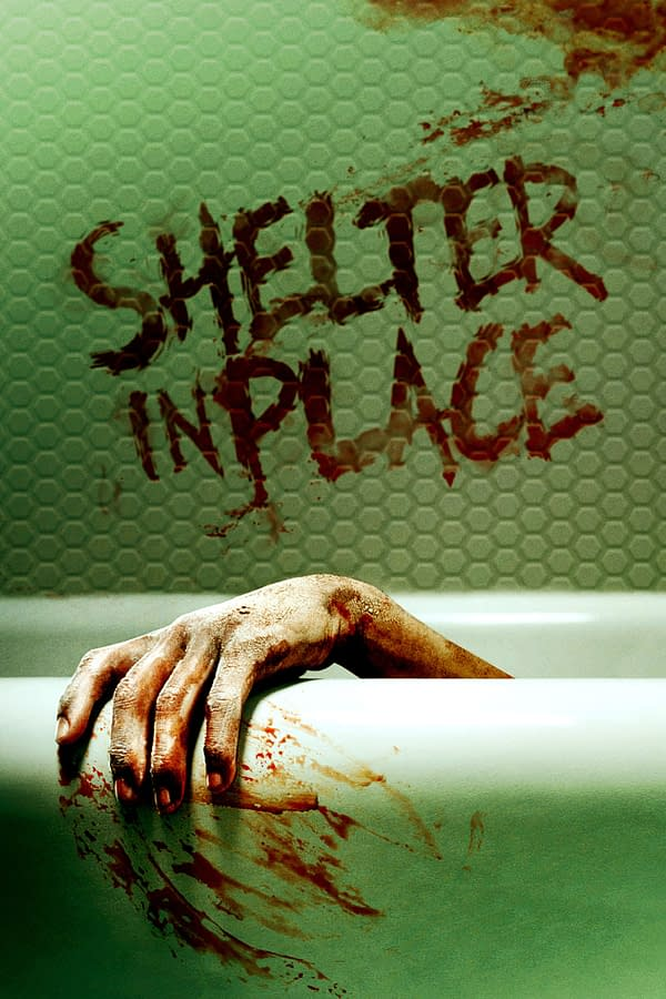 Shelter in Place poster used with permission