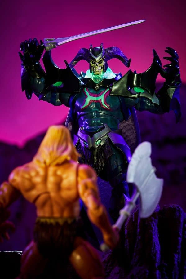 Masters of the Universe Savage He-Man Coming Soon from Mattel