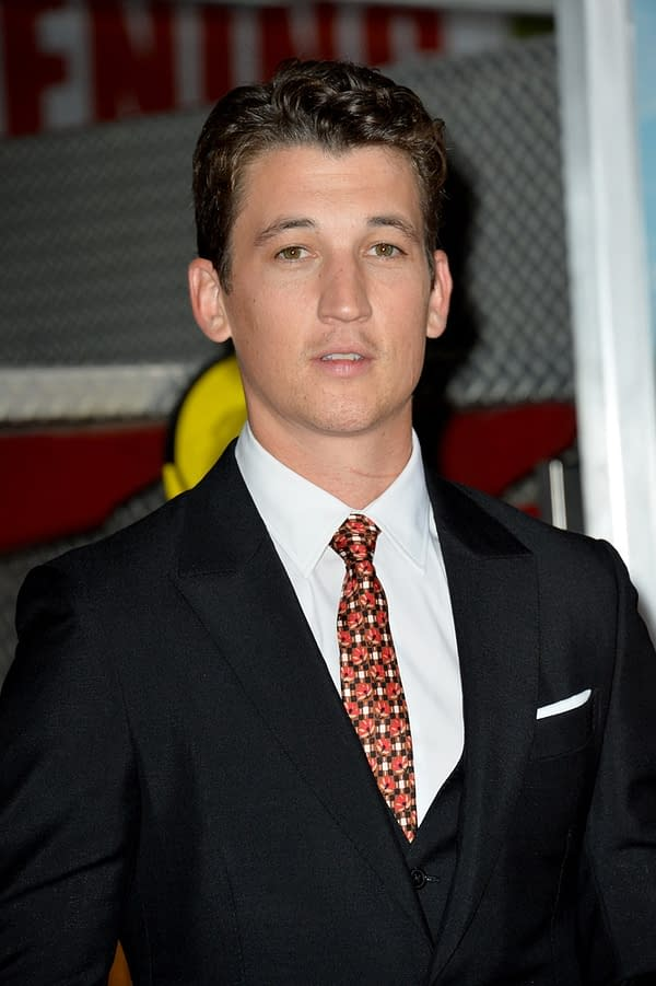 Miles Teller in 2017