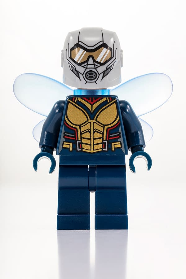 Ant-Man and The Wasp LEGO SDCC Exclusive 3