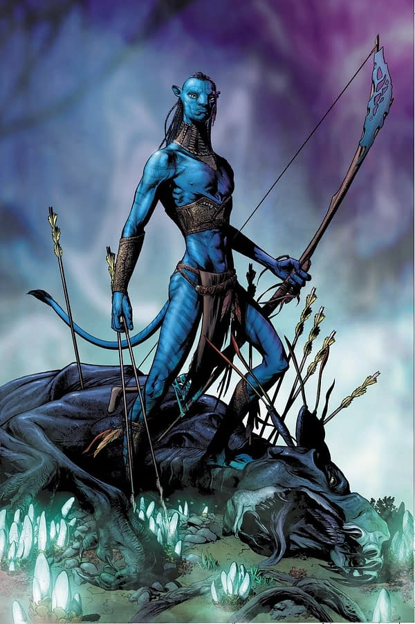 Because U Demanded It: Dark Horse to Publish James Cameron's Avatar Comic in January