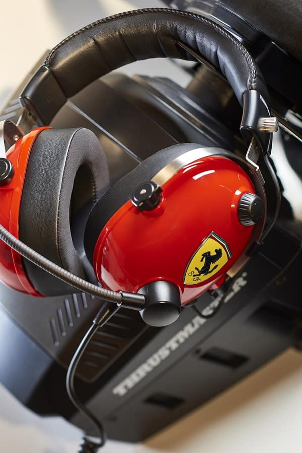 Review: Thrustmaster T. Racing Scuderia Ferrari Edition Headset