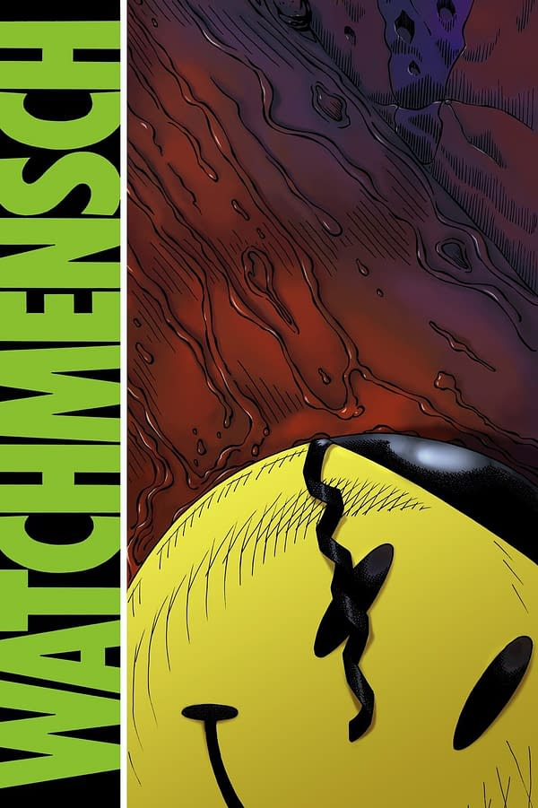 John Higgins to Colour Watchmensch for Heavy Metal's Soft Wood