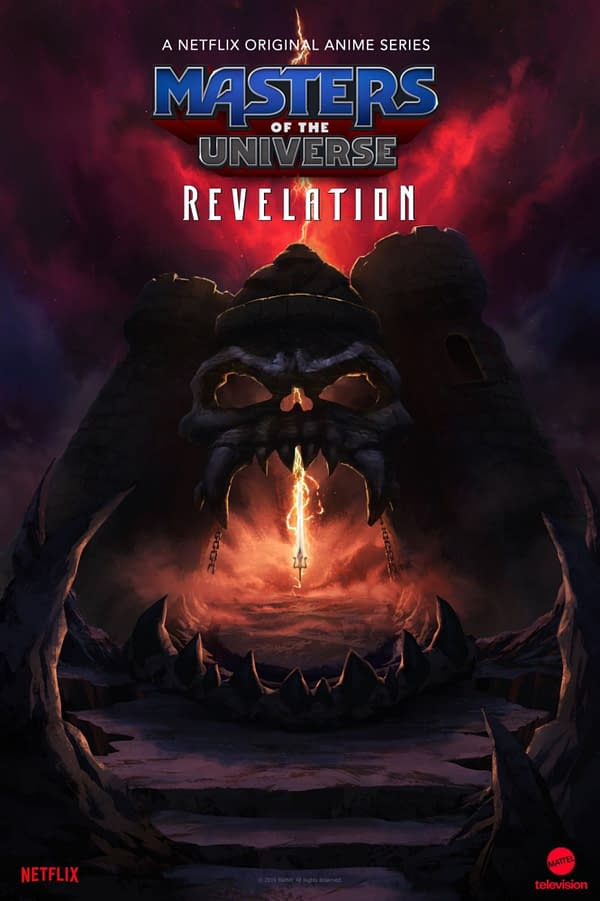 Masters of the Universe: Revelation (Image: Netflix)