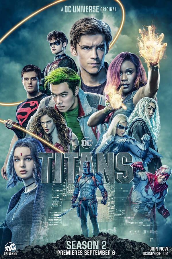 Titans (Image: DC Universe)
