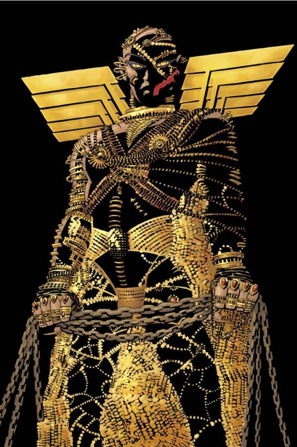 Finally – Frank Miller's 300 Prequel, Xerxes, from Dark Horse Comics in April 2018