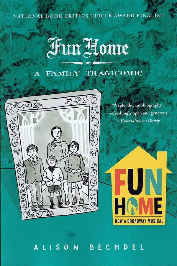 CBLDF Drafts Letter of Support for New Jersey School in 'Fun Home' Challenge