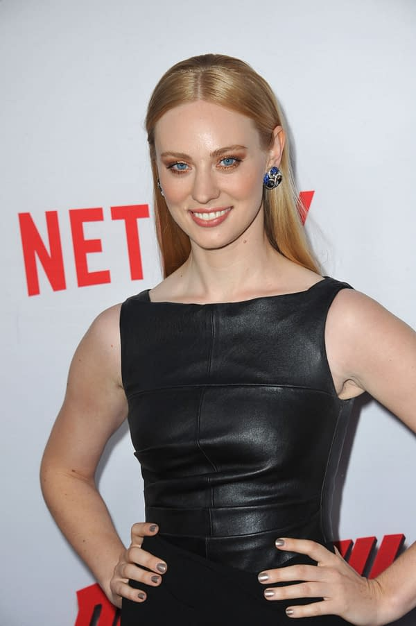 """Deborah Ann Woll Says 'The Punisher' S2 """"Most Likely"""" Last Appearance of Karen Page"""