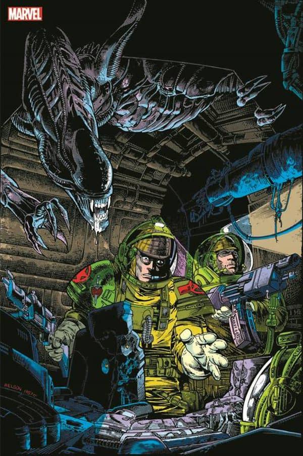 Marvel To Publish Aliens Omnibus Of Dark Horse Comics