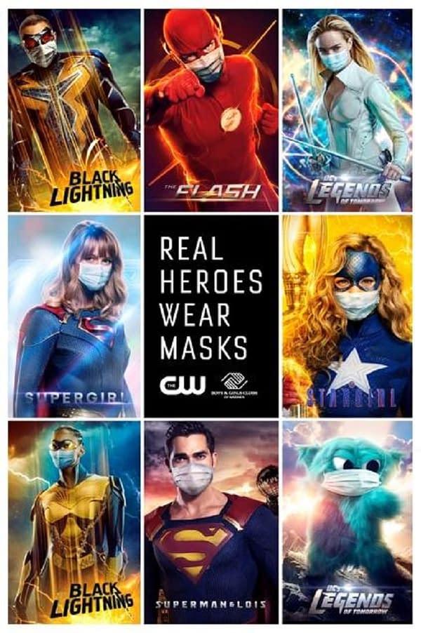Superman & Lois Stars, BGCA Offer Up Their Everyday Hero Challenge