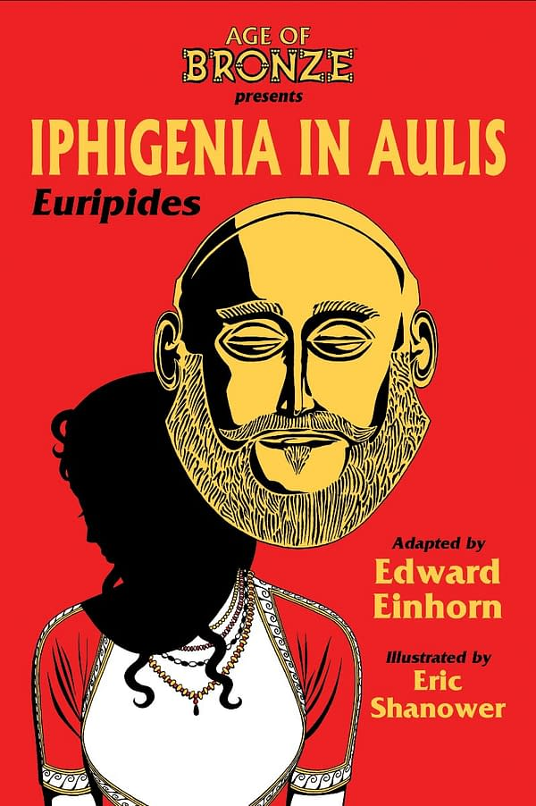Euripides to Release First New OGN in 2400 Years at Image Comics