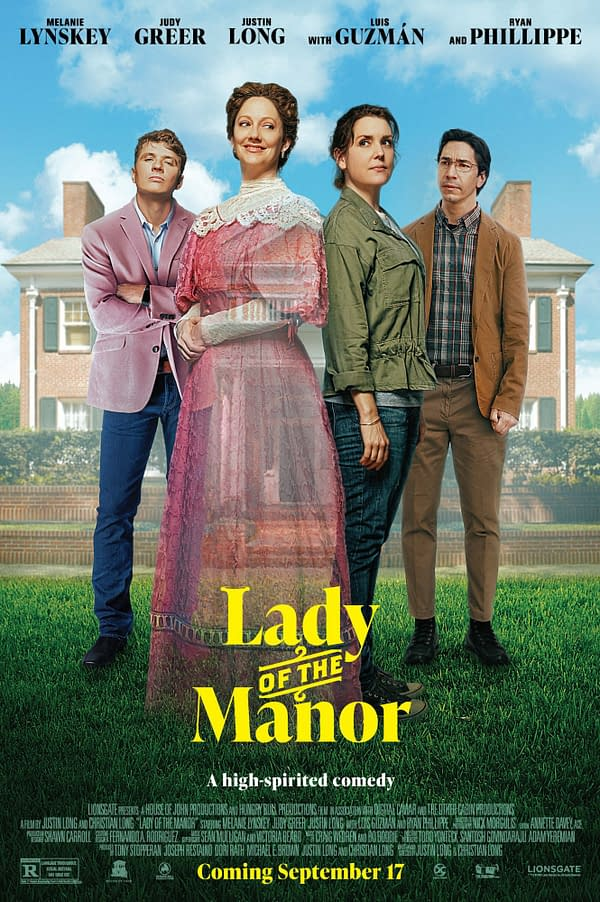 Lady of the Manor Creative Duo Christian & Justin Long Talk Comedy