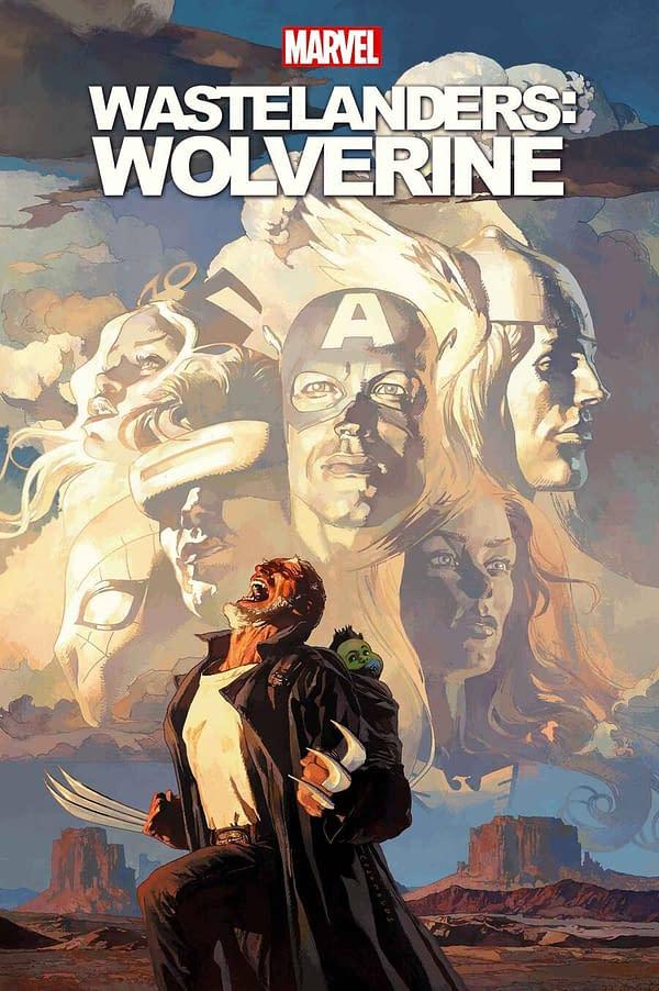 No Longer Dead Man Logan: Wolvrine Returns Again in Wastelanders
