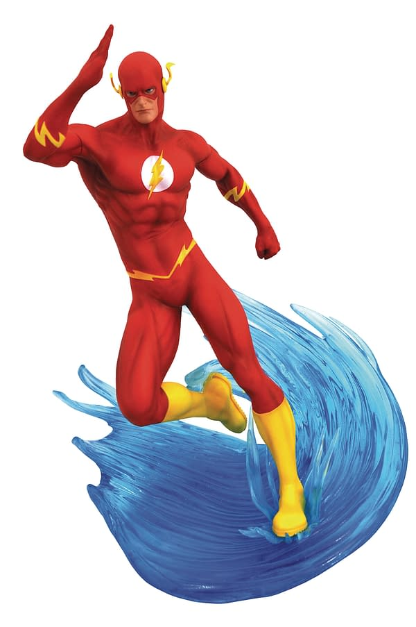 Diamond Select Toys Gallery Flash Statue