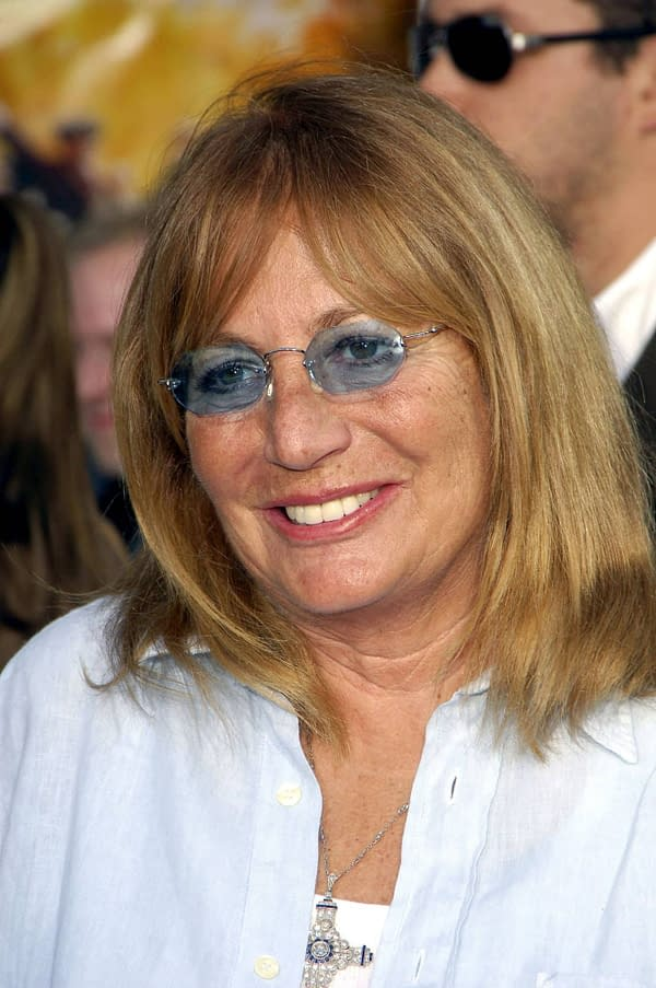 Penny Marshall Was in A League of Her Own