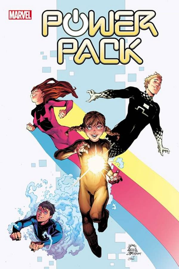 Marvel Comics Reschedule Power Pack Launch For November, Officially