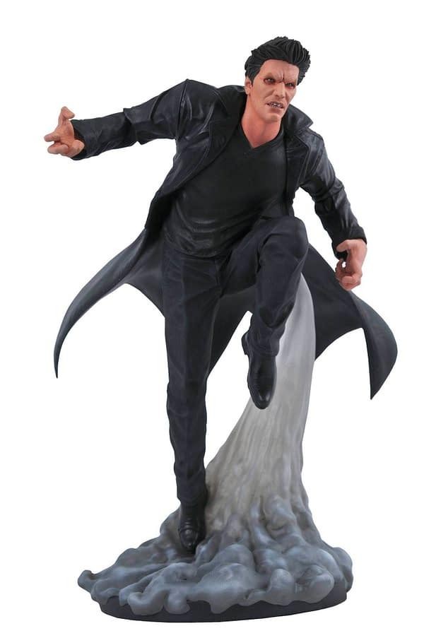 New Diamond Statues Include Godzilla and Buffy the Vampire Slayer