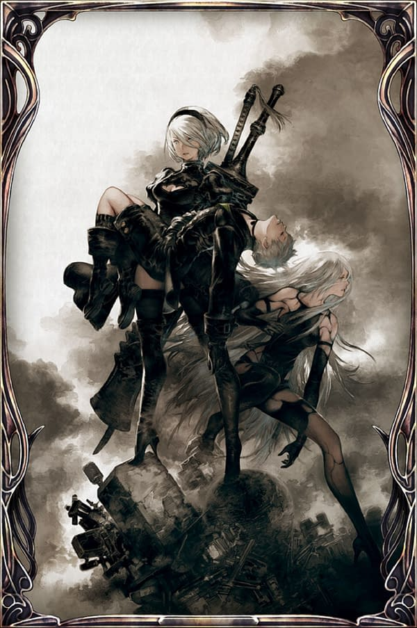 Nier:Automata. comes to War Of The Visions: Final Fantasy Brave Exvius, courtesy of Square Enix.