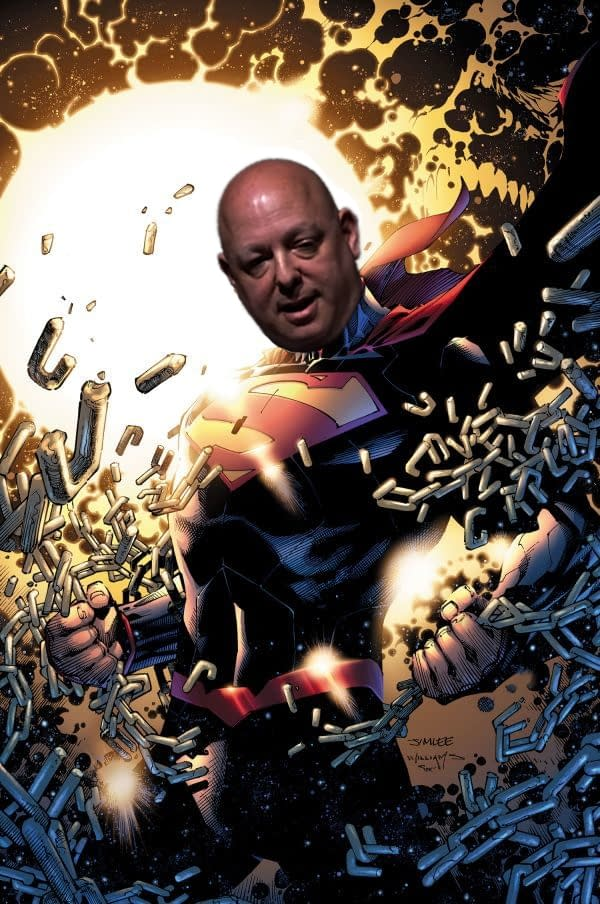 Report: First Bendis DC Story to Appear in Action Comics #1000, with Art by Jim Lee