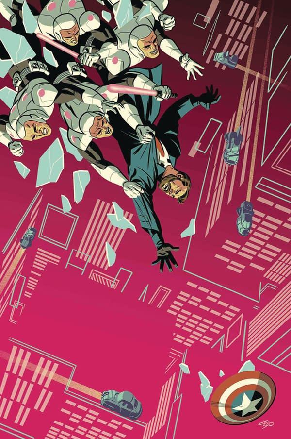 Alan Davis Joins Captain America #703