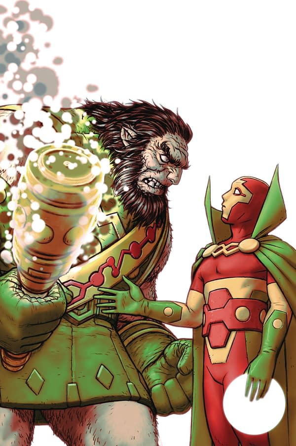 Mister Miracle #9 Gets a Little Later…