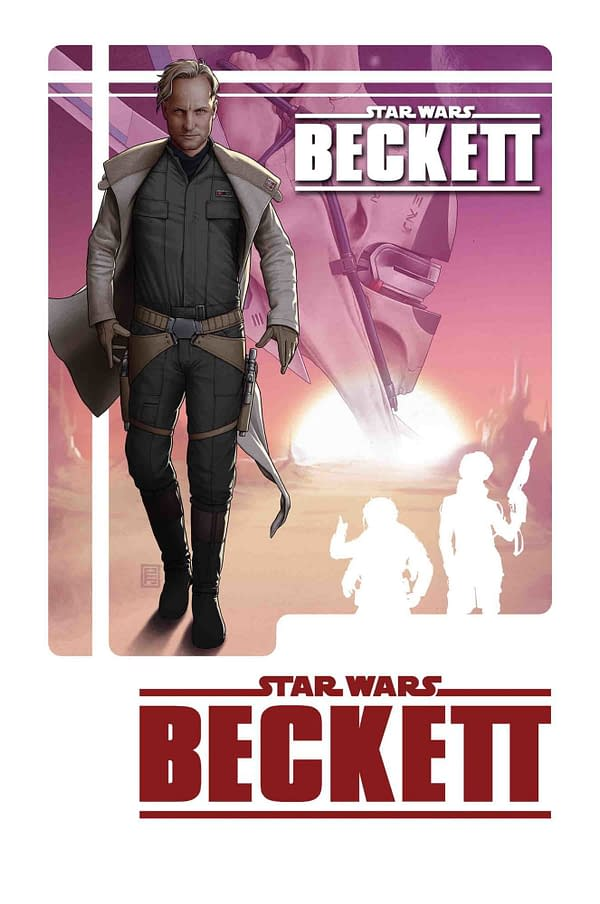 Marvel Comics to Publish Star Wars: Beckett in August