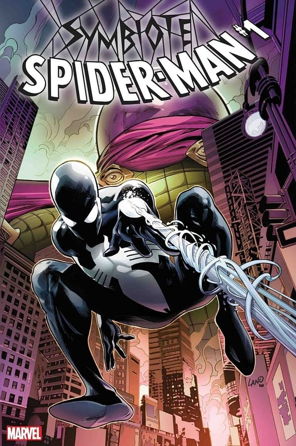 Finally, Marvel to Launch Another Spider-Man Book: Symbiote Spider-Man by Peter David and Greg Land