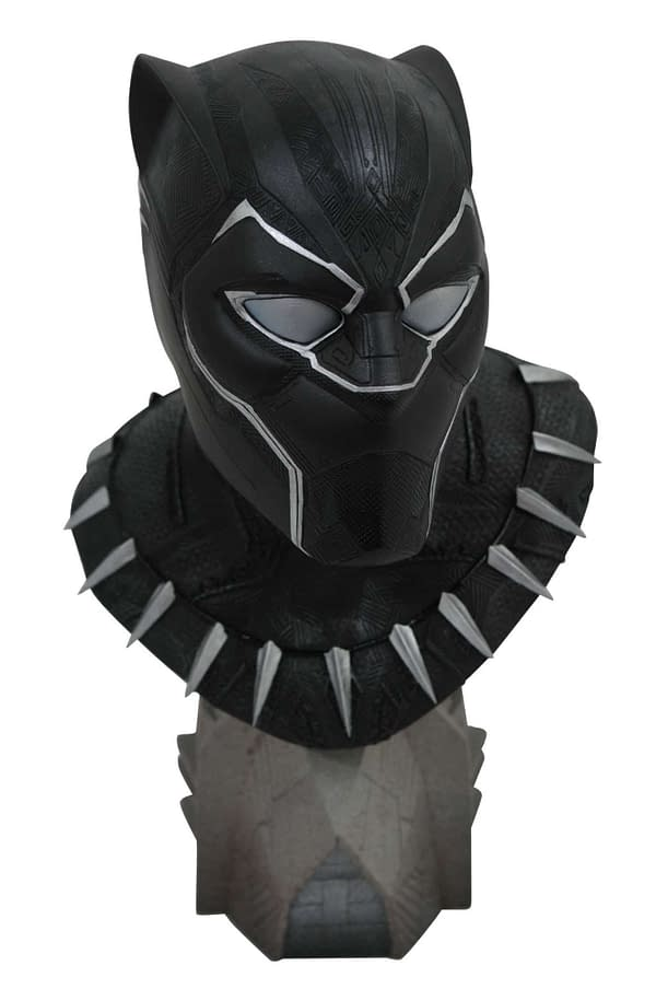 Diamond Select Toys Black Panther Bust