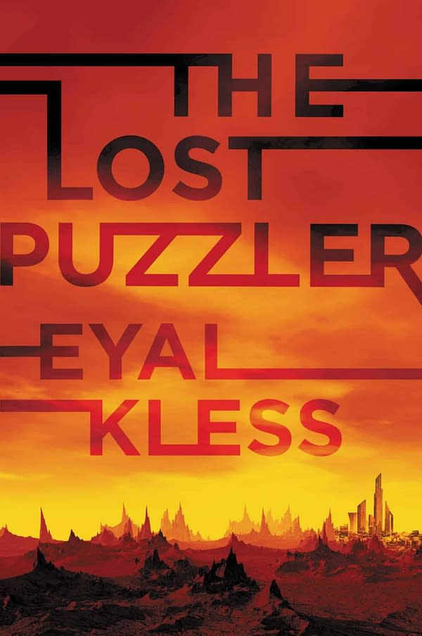 [Castle Talk] Eyal Klass On 'The Lost Puzzler': Why Post-Apocalyptic Fiction Endures