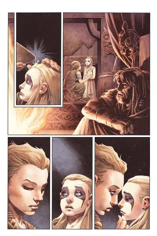 Odinn's Eye #1 by Joshua Dysatrt and Tomas Diorello, Bad Idea Final 5