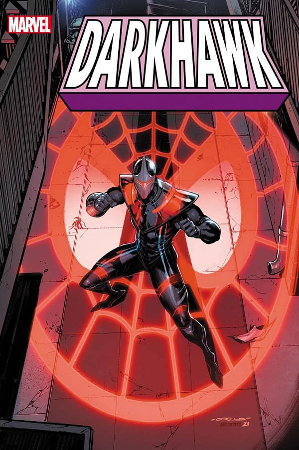 Cover image for DARKHAWK #2 (OF 5)