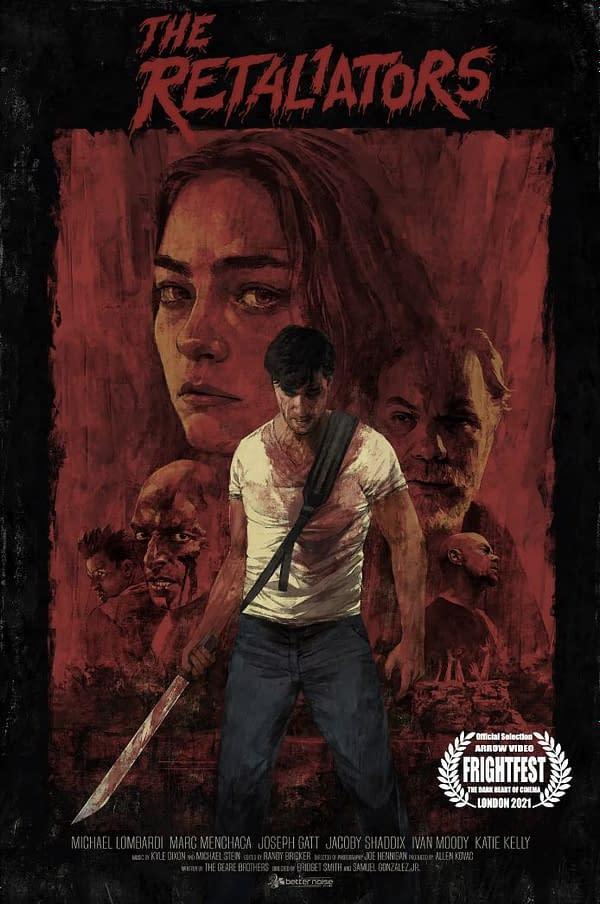 The Retaliators Receives North American Premiere at Screamfest