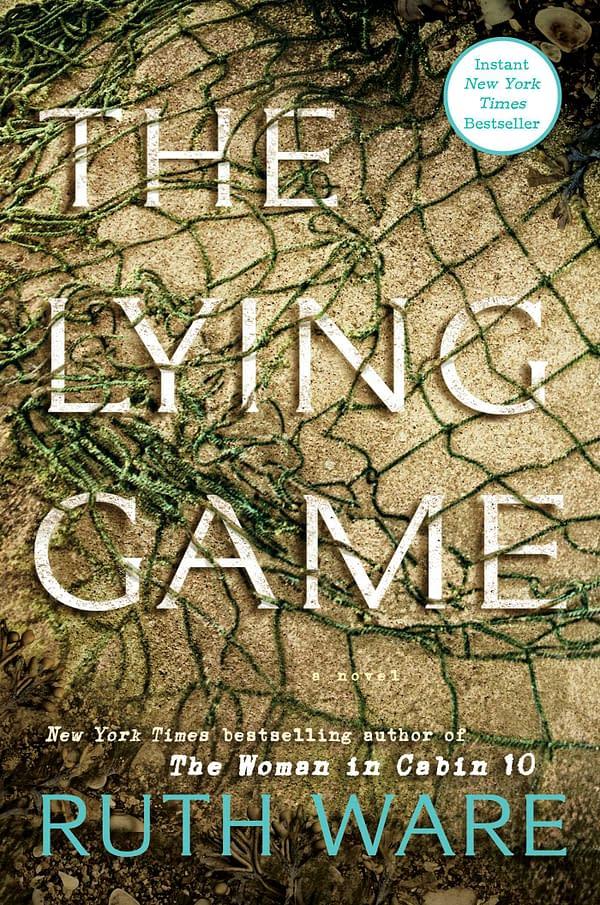 lying game ruth ware eone series