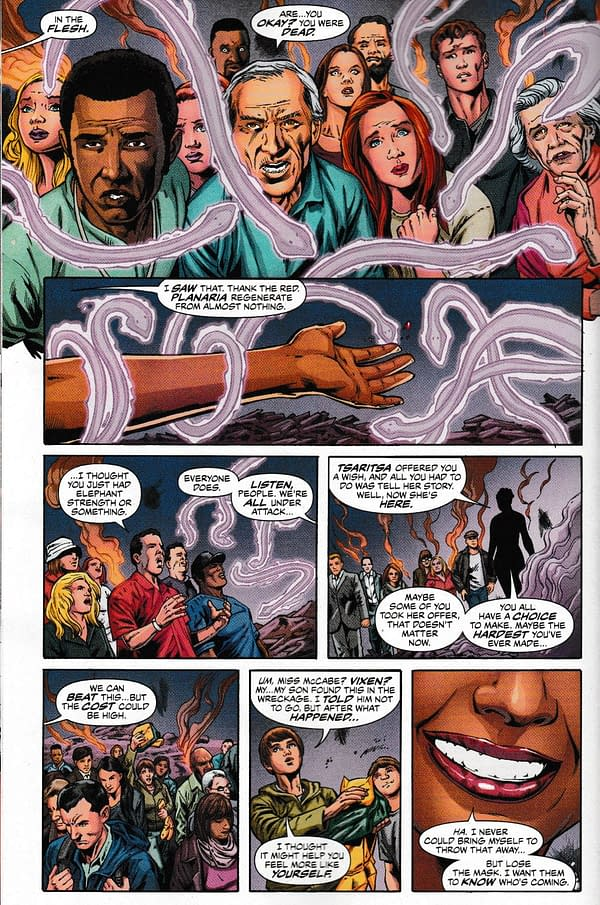 So… Did I Get It Wrong About Promethea? Is Detective Comics #973 Doing Miracleman #15? (Spoilers)