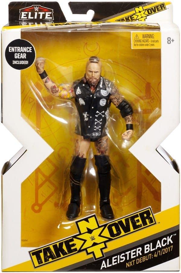 WWE NXT Aleister Black Figure 2