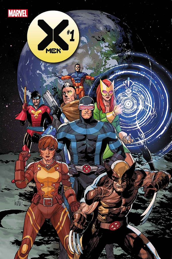 Two More Pages of Jonathan Hickman and Leinil Yu's X-Men #1 #DawnOfX
