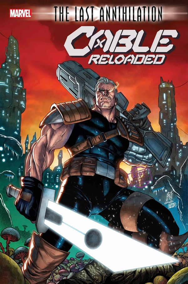 Old Man Cable Returns From Al Ewing and Bob Quinn in August 2021