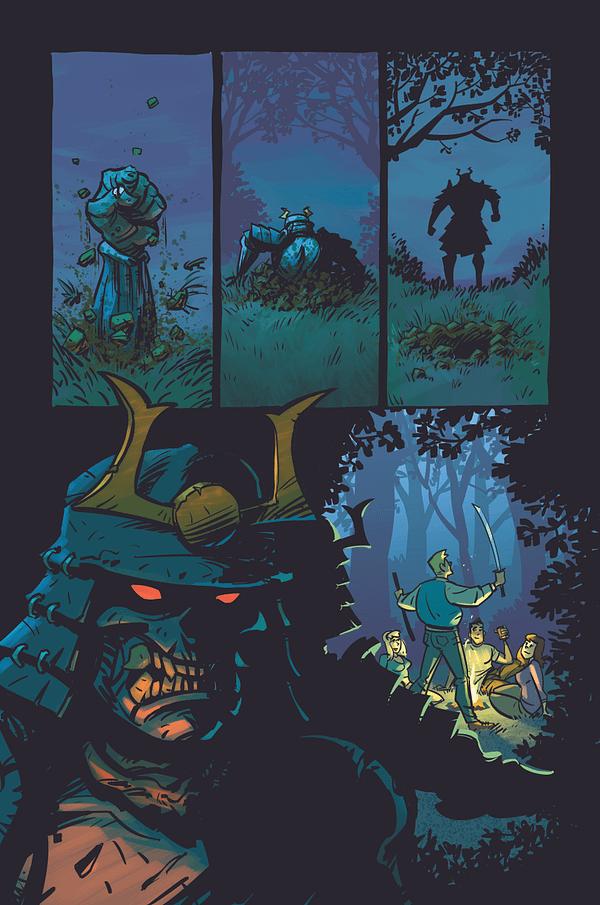 The Samurai Slasher Returns For One Final Outing On Kickstarter