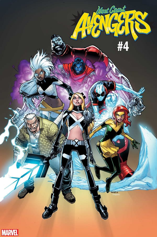 6 Marvel Uncanny X-Men Variants for Books That Aren't Uncanny X-Men