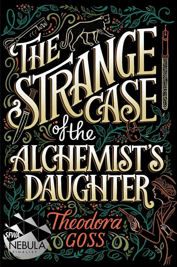 CW Sets Theodora Goss' The Strange Case Of the Alchemist Daughter for Series