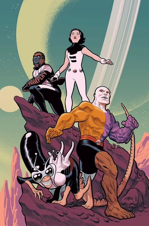 The Terrifics #25 Will Let Readers Choose Their Own Ending